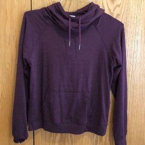Maroon Garage Sweatshirt